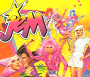 JEM and the Holograms☆80's