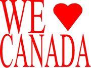 WE ♡ CANADA