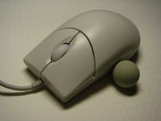 ボール式マウス