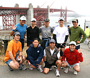 San Francisco Bay Areaを走る!