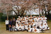 平成18年3月卒業ヤリ高野球部