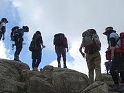 関東 低山登山(ハイキング)