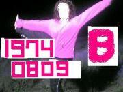 1974年8月9日生まれ、かつB型