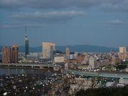 福岡市の超高層建築について