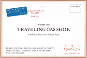 TRAVELING GAS SHOP