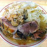 マッチョ (二郎系ラーメン)