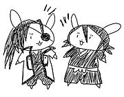 九ちゃんとルキア