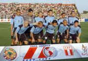 サッカー・ウルグアイ代表