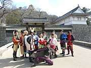 丸亀城バサラ京極隊