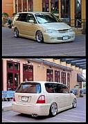富山のオデッセイ乗り&改造車