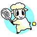 大阪市内 土日にテニス☆