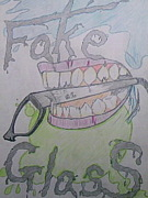 FAKE GLASS