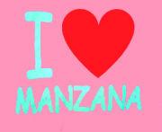 I ♡ MANZANA