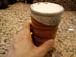 陶器で飲む生ビールが好き