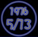 1976年5月13日生まれ