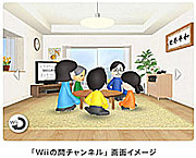 Wiiの間チャンネル