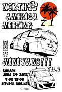 North America Minivan