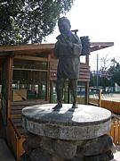 熊本県小国町立旧北里小学校