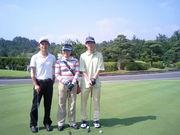 静岡ゴルフ練習部