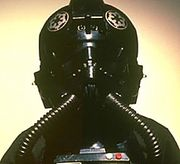 TIE fighter pilots