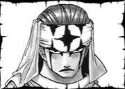 アラバスタ最強の戦士 ペル