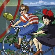 プロペラ自転車に憧れているヒト