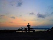 Night Cycling in 京都