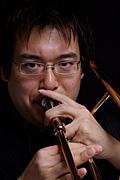 Trombone Player 三塚知貴