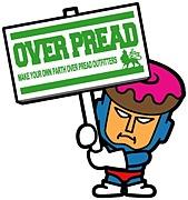 OVER PREAD  オーバープレイド