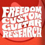 Freedom Custom Guitar Research