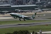 福岡空港から海外へ �