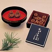 京御菓子司 亀屋清永清浄歓喜団