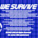 We Survive (I've sound)