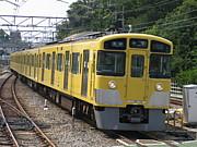 西武鉄道 新2000系電車