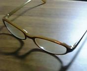 ウソメガネ。