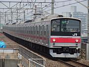 京葉線各駅停車しか止まりません
