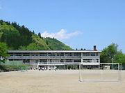 白馬南小学校