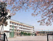 東京都北区立浮間中学校