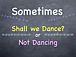 たまには踊らない会?