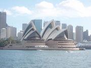シドニーを観る!