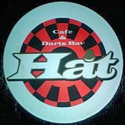 Cafe & Darts Bar Hat