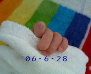2006年6月28日産まれBABY!