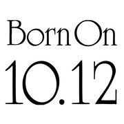 10月12日生まれ
