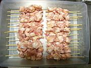 日本の食文化、焼鳥っ!!