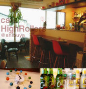 cafe HIGH ROLLERS