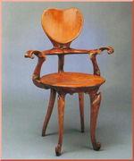 """Gaudi """"Calvet Armchair """""""