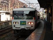 高崎線特急列車群