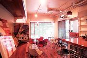 福岡のカフェのインテリア大好き