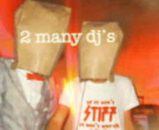 2many dj's