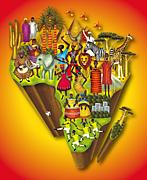 アフリカン・フェスタ2010